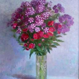 Выставка «Цветы нашей жизни»