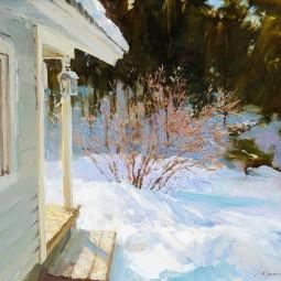 Выставка «Александр Зимин. Живопись»