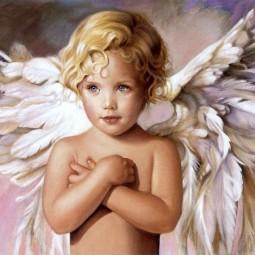 Выставка «Ангелы-посланники»