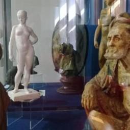 Выставка «Скульптор Нина Конрадовна Слободинская. В поисках совершенства»
