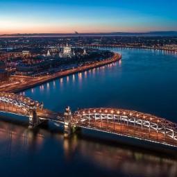 Сезон навигации в Санкт-Петербурге 2020