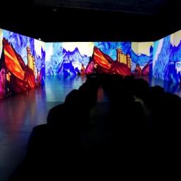 Мультимедийная выставка «Айвазовский и Рерих — ожившие полотна»