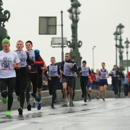 Всероссийский день бега «Кросс нации – 2020» в Санкт-Петербурге