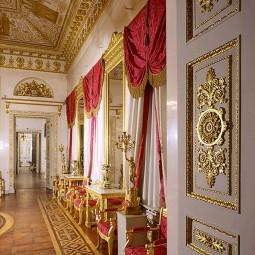 Экскурсия по залам Юсуповского дворца