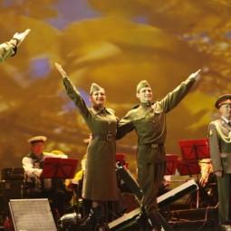 Праздничные концертные программы, посвященные 75-летию Победы в Великой Отечественной войне
