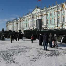 Мероприятия ко дню снятия блокады на Дворцовой площади 2020