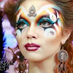 Фестиваль красоты «Невские Берега» февраль 2017