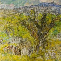 Выставка «Леонид Кривицкий»
