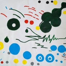 Выставка  «Возвращая радость современному искусству»