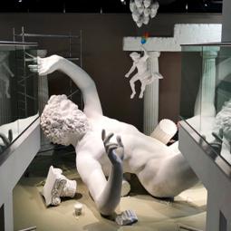 Выставка «The Bounty Killart. Взгляд избудущего: раскопки луккского храма XXI века»