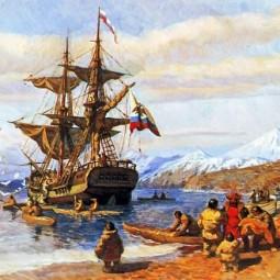 Выставка «Поднимала паруса Россия»