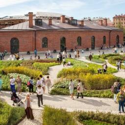 Открытие комплекса Новая Голландия лето