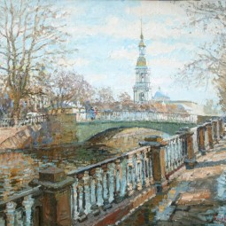 Молодежный фестиваль искусств «Русская весна в Петербурге»