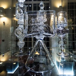 Открытие Музея художественного стекла