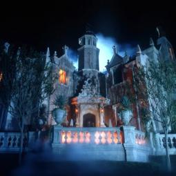 Шоу  «Дом с привидениями»