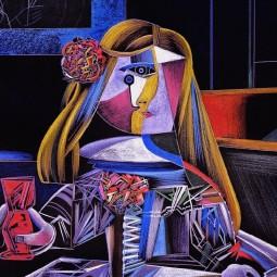 Выставка «Шемякин. Пикассо. Веласкес. Картины как модели. История трансформаций»