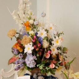 Выставка «Новогодний бал цветов у Меншикова» 2017