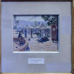 Выставка «Музейщики на фронте»