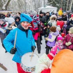 Театрализованное народное гуляние «Масленица в Павловском парке» 2020