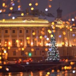 Топ-10 интересных событий в Санкт-Петербурге в Новогодние праздники 2018
