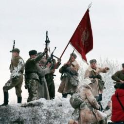 Военно-историческая реконструкция в Красном Селе