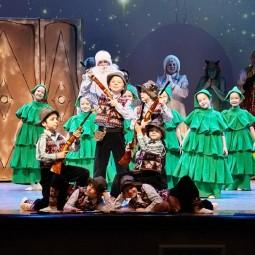 Мюзикл для детей и взрослых «Следствие ведет снеговик или дело № 2021»