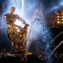 Осенний праздник фонтанов  «Хождение за три моря» 2017