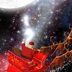 Космический Новый Год в Планетарии 2016