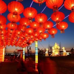 Фестиваль «Китайский Новый год – веселый праздник весны-2019»