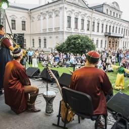 Этнический фестиваль «Музыки мира» 2019