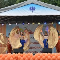 Фестиваль национальных кухонь 2020