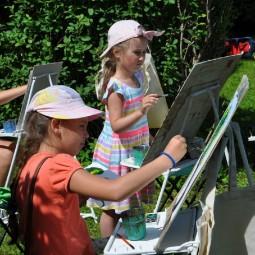 Арт-фестиваль для детей «Дивный Павловск»