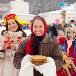 Праздник Масленицы на Московской площади 2018