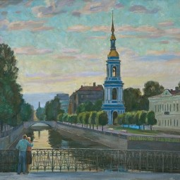Выставка «Посвящение Петербургу»