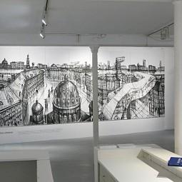 Выставка «Сергей Чобан: рисунки ипроекты»