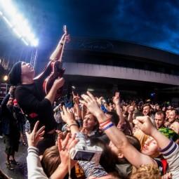 Рок-фестиваль «Мир без наркотиков» 2016