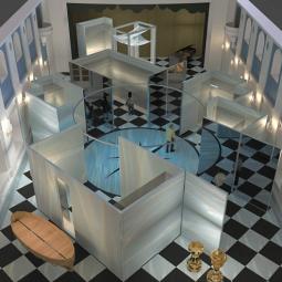 Выставка «Голландский домик. Сны Петра Великого»