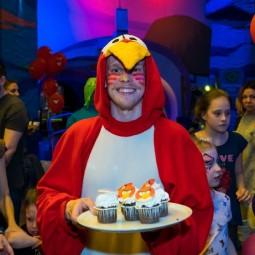 Детский день Рождения в «Angry Birds Activity Park»