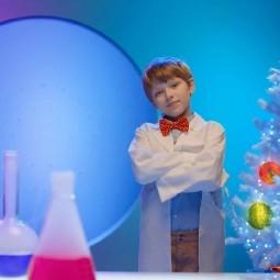 """Научное шоу """"Академия новогодних Чудес"""""""
