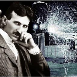 Выставка  «Никола Тесла — человек, который осветил мир»