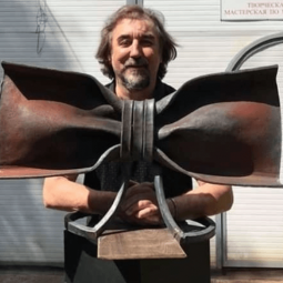 Выставка «Валерий Галкин. Художественный металл»