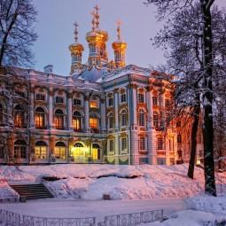 «Зимний вечер света» в Царском Селе 2016