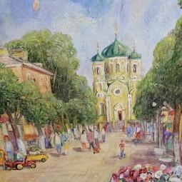 Выставка «Гатчина столичная»
