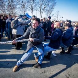 Мужской фестиваль в парке Сказок 2017
