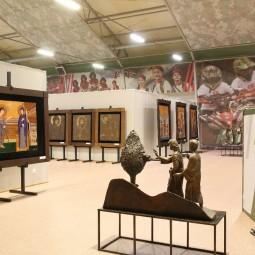 Выставка «Зураб Церетели «Познание Добра»