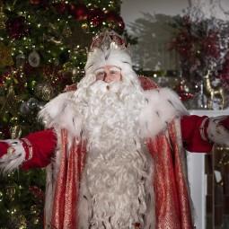 Дед Мороз из Великого Устюга в Санкт-Петербурге 2019