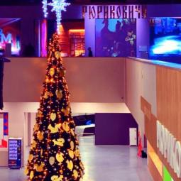 Новогодние представления для детей «Дед Мороз и волшебное зеркало»