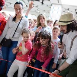 Открытие семейного парка активного отдыха  «Joki Joya» на Васильевском острове