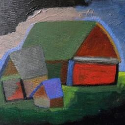Выставка «Вот моя деревня»