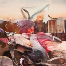 Выставка живописи Адриана Гени «Я обратил свое лицо…»